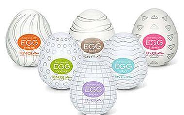 Erotická pomůcka pro pány! Tenga Egg = revoluční novinka z říše pro dospělé!