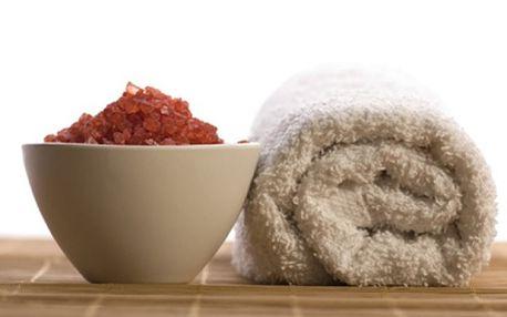 Hodinový vyživující peeling a masáž celého těla! Peeling kosmetikou z Mrtvého moře nejdříve Vaší pokožku vyčistí, vyživí a odstraní odumřelé buňky a poté relaxační masáž dokonale uvolní celé tělo.