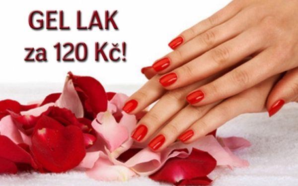 """""""GEL-LAK"""" IBD Professional Nail System!! Revoluční úprava přírodních nehtů v NOVÉM Studiu Linda! Jen 120 Kč za zpevnění a výběr z mnoha barev gel-laku! Dopřejte si vždy DOKONALÉ NEHTY!"""