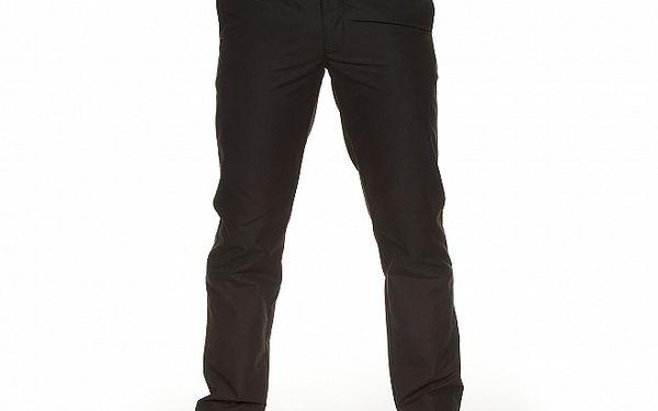 Pánské černé kalhoty Lois