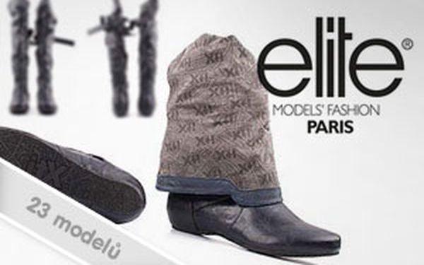 Dámská obuv Elite – 20 modelů, ze kterých si zaručeně vyberete!