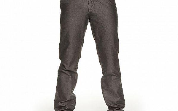 Pánské světle šedé kalhoty Lois