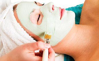 Celkové kosmetické ošetření pleti jen za 260 Kč! Služba zahrnuje odlíčení, peeeling, masáž obličeje sérem podle typu pleti, pleťovou masku a závěrečný krém!