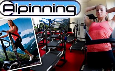 Jen 125 Kč za 2 vstupy na alpinning v Plzni. Nový typ kondičního cvičení s instruktorem pro naprosté začátečníky i trénované sportovce. Zábavný způsob, jak zhubnout a ušetřit 48% z ceny!