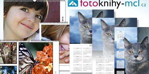 Nádherný dárek pro všechny - originální kalendář z vlastních fotek za 199 Kč. Vaše HyperSleva činí 54 %. Udělejte radost svým blízkým.