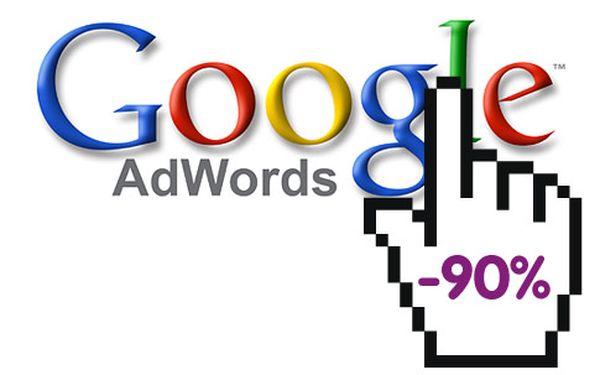 Reklama na Google, Facebook s až 90% slevou