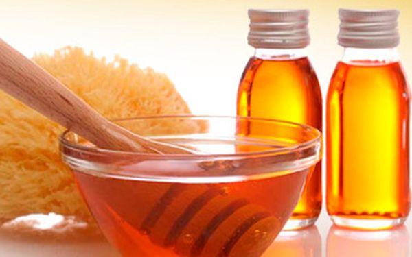 60 minut zdraví a relaxace za fantastických 274 Kč! Jemný peeling zad, medová masáž a medový zábal.