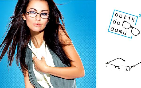 49 Kč za kupon na slevu 50 % na veškerý sortiment v revolučním e-shopu OptikDoDomu.cz Vyzkoušejte si zde brýle i virtuálně ve 3D!