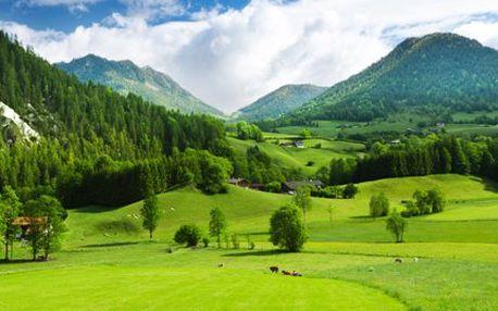 3 noci pro DVA – hotel Habsburg v Krušných horách. V ceně snídaně, kulečník. Další slevyna kola, tenis