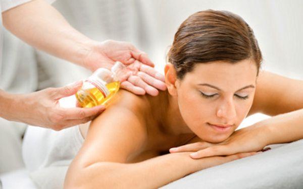 Čínská aromatická masáž pro DVA za 299 Kč! S termoterapií!