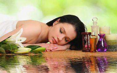 90minutová harmonizující masáž! Terapii plnou vůní provádí diplomovaná terapeutka!