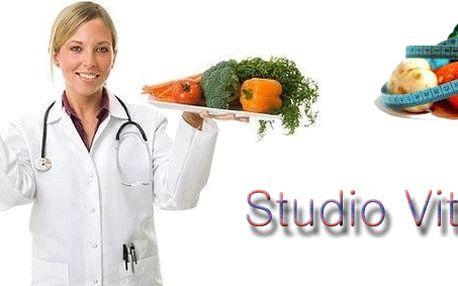 Žijte zdravě! Sestavení jídelníčku na 26 týdnů s analýzou Vašeho těla.