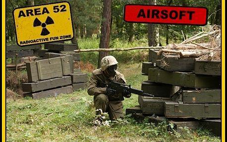 Paintball je už nuda! Vyzkoušej airsoft! Airsoft na opuštěné vojenské základně - akce pro skupiny, airsoftové týmy i firmy! Jedinečné bojiště, skvělé vybavení, instruktoři. Navštivte naši základnu v Milovicích u Prahy!