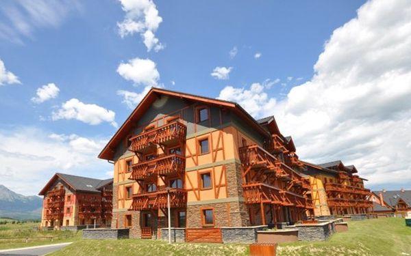 Luxusní dovolená Vysoké Tatry 60% sleva