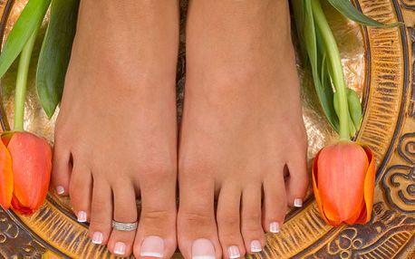PEČUJTE O NOHY I NA PODZIM! Než opět nazujete uzavřenou obuv, dopřejte svým chodidlům po náročném létě péči v podobě kvalitní pedikúry nebo obdarujte své blízké. Sleva 40%!