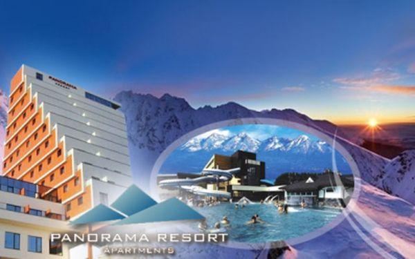 Vychutnejte si podzim přímo na Štrbském Plese v nově rekonstruovaném hotelu Panorama Resort ve Vysokých Tatrách. Již od 2930 Kč pobyt pro 2 osoby na 3 dny! Možnosti pobytu také na 5 dní či pro rodiny s dětmi. Sleva až 66%!