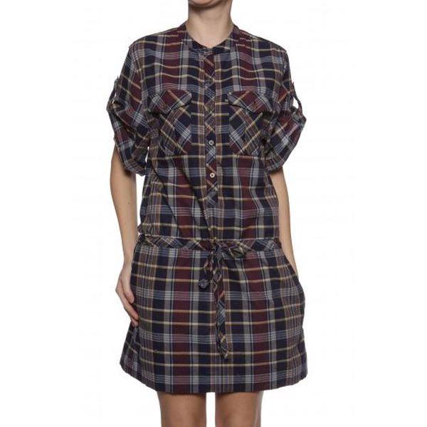 Dámské kostkované šaty Ralph Lauren