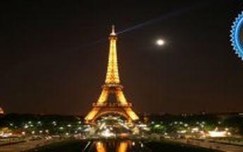 3 denní letecký zájezd do Paříže s ubytováním a průvodcem za 6990Kč. Nyní záloha 2.990,- Kč