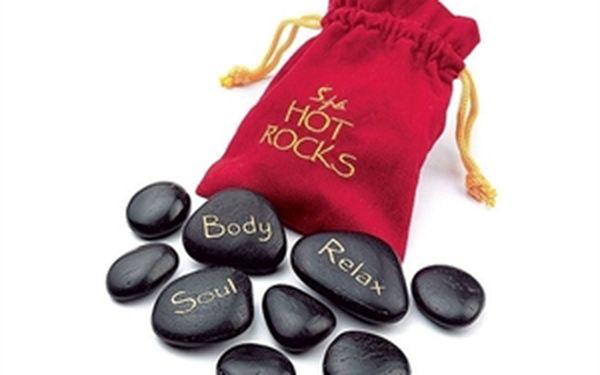 Horké kameny můžete aplikovat jako terapeutickou masáž, způsob terapie datovaný již před 500 lety. Na slevovinách pouze za 139!