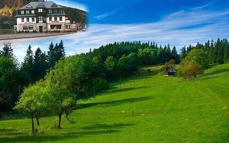 Čtyřdenní pobyt v Peci pod Sněžkou Užijte si pobyt v Krkonoších i s plnou penzí a množstvím slev!