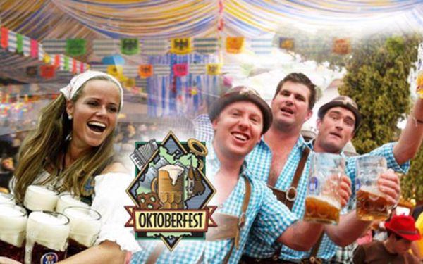 OKTOBERFEST v Mnichově s ubytováním nebo bez již od 990 Kč! Poslední letošní možnost navštívit největší pivní festival v Německu v termínech 1.-2.10. nebo 6.-7.10.2012!