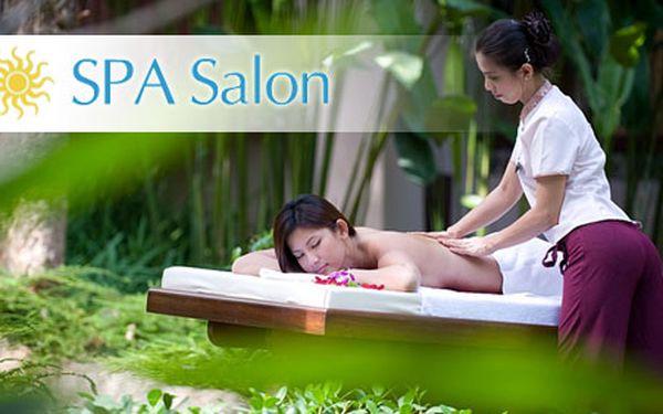 Pouhých 449 Kč za uvolňující, thajskou olejovou masáž! Délka masáže - 60 minut. Dokonalé uvolnění a relaxace ve SPA Salonu s 50% HyperSlevou.