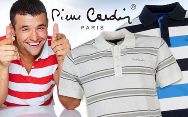 Oslňte společnost elegantním a zároveň velmi pohodlným oblečením. Je tu pro Vás tričko Pierre Cardin od 299 Kč s HyperSlevou 62 %.