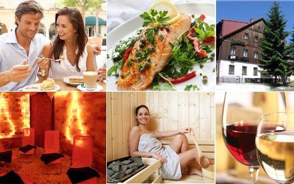 Relax a zábava v Jizerkách s 50% slevou