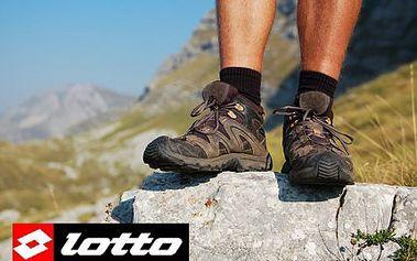 Pánské vysoké ponožky. Zakupte si 3 kusy kvalitních pánských ponožek Lotto!