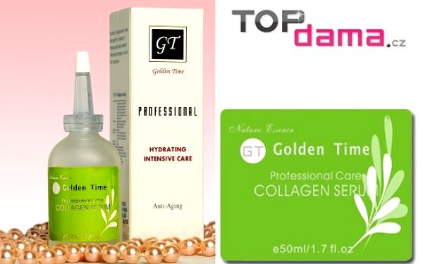 kolagenové sérum GOLDEN TIME