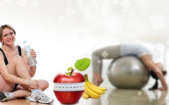 Bioimpedanční ANALÝZA TĚLA včetně osobní konzultace a sestavení výživového plánu a jídelníčku na míru za pouhých 119 Kč! Sleva 74%!