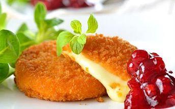 Smažený sýr a kopec hranolek! Vychutnejte si českou klasiku za pouhých 55 Kč!