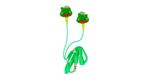 Skvělých 95 Kč za bezkonkureční cenovou nabídku na elegantní a hlavně velmi oblíbené stylové sluchátka Angry Birds!! Díky které ušetříte 174 Kč!