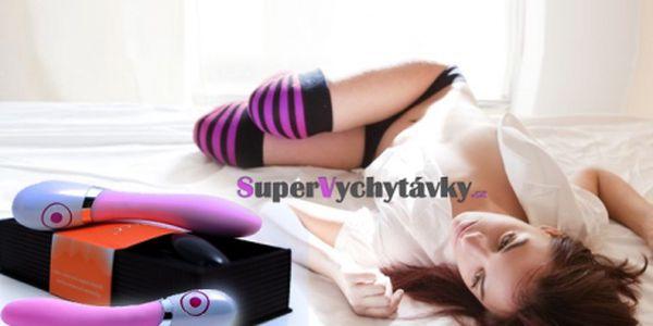 Luxusní vibrátor Odeco s 54% slevou! Elegantní a stylový vibrátor od výrobce luxusních erotických pomůcek pro dospělé za skvělou cenu 549 Kč! Zažijte to vzrušení!