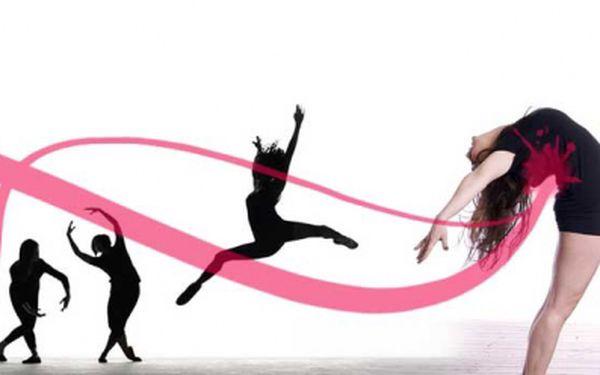 Vyzkoušejte tance, které změní Váš život! Balet royal, Modern dance, Mtv dance přijďte si zatančit! Neuvěřitelných 140 Kč za 2 vstupy na jakýkoli zvolený styl!
