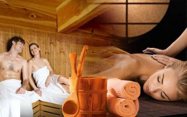 RELAX za super cenu! 2 hodiny SAUNY a navíc uvolňující MASÁŽ za neuvěřitelnou cenu, pouhých 185 Kč! To vše v příjemném prostředí sauna klubu! Relax se slevou 50%!