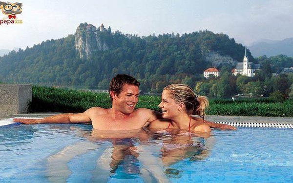 Dokonalý wellness pobyt na 3 dny na Slovinsku v **** hotelu včetně neomezených vstupů a polopenze.