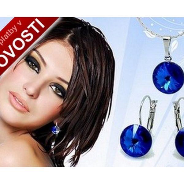 Oblíbené šperky se SWAROVSKI Rivoli, antialergenní úprava za neskutečných 149,-Kč. Vybírejte z 10 barevných odstínů, pořiďte si takové, které opravdu chcete. Náušnice nebo náhrdelníky za akční ceny jen pro vás.