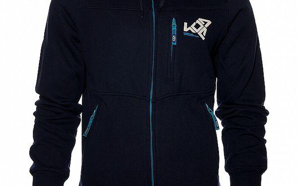 Pánská tmavě modrá mikina Loap