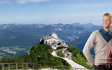 Celodenní zájezd na Hitlerovo Orlí hnízdo i nejčistší jezero v Evropě!