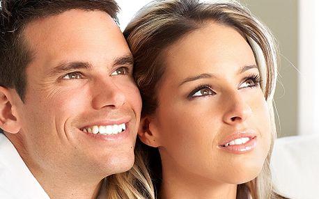 Bělení zubů americkou metodou New White Smile. Zářivý a bílý úsměv za 20-40 minut! Bezpečná metoda, která prozáří Váš úsměv! Sleva 68%.