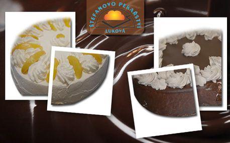 Lahodné krémové dorty