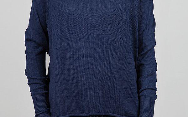 Dámský tmavě modrý rolák Dex