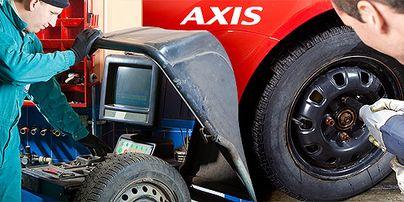 Autoservis AXIS