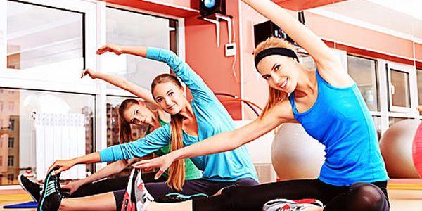 Tři lekce cvičení pro zdravá záda – lekce vede zkušená fitness a pilates instruktorka