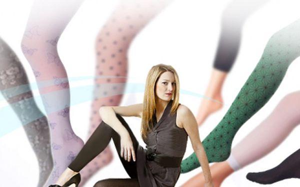 VÝPRODEJ skladu značkových italských a německých punčocháčů, legín i dětských punčocháčů! Kvalitní, luxusní, pevné PUNČOCHÁČE v neuvěřitelném výběru barev a vzorů jen za 69 Kč/ kus! Přijďte si vybrat ty svoje! Sleva až 88%!