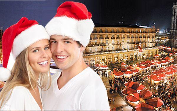 Advent ve Vídni! Nenechte si ujít krásy adventní Vídně!