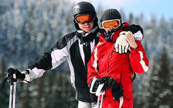 Zimní pohoda v Beskydech s polopenzí – 3 nebo 6 dní pro dva. Hotel Pohoda v Horní Bečvě – lyžování a výlety do okolí