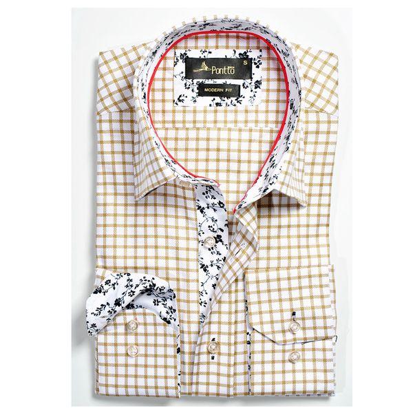 Pánská košile Pontto LTD_104
