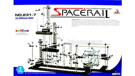 Stavebnice SPACERAIL level 7 jen za 1199 Kč! Vhodné pro pokročilé uživatele, děti i dospělé. Skvělá zábava pro celou rodinu.